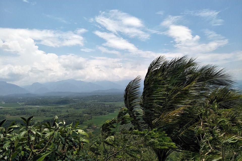 Destina Baru Gunung Mujil Desa Kaliori Purbalingga